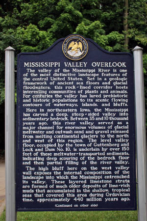 Mississippi Valley Overlook, part 1